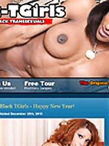 Nasty Black Shemales